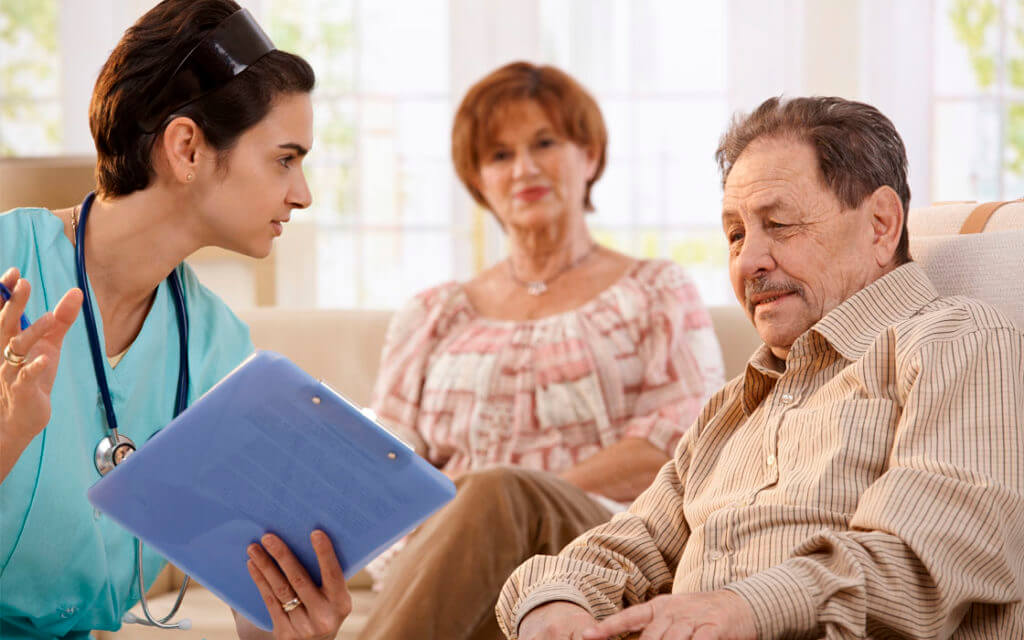 Death insurance coverage for the elderly