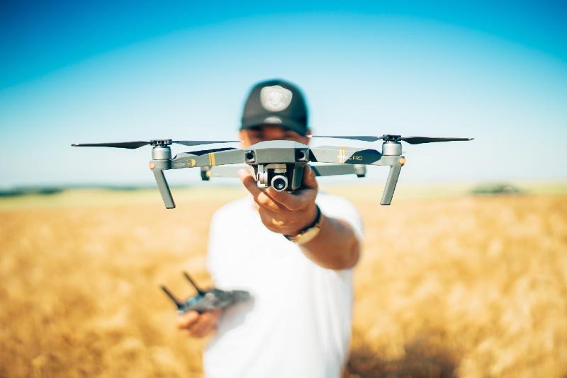 Normativa de uso de drones en España